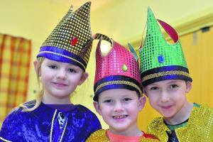 Little stars shine bright in Chipping Norton and Stanton Harcourt schools' Nativity plays