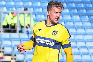 Brian Howard's future at Oxford United up in the air