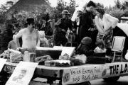 The Winterbrook Youth Club float at Harwell Feast in 1995