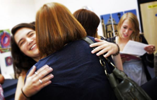 Tables: GCSE and A Level results for 2014