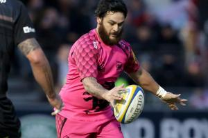 RUGBY UNION: Rob Lewis comes in at scrum half as Piri Weepu departs London Welsh for Wasps
