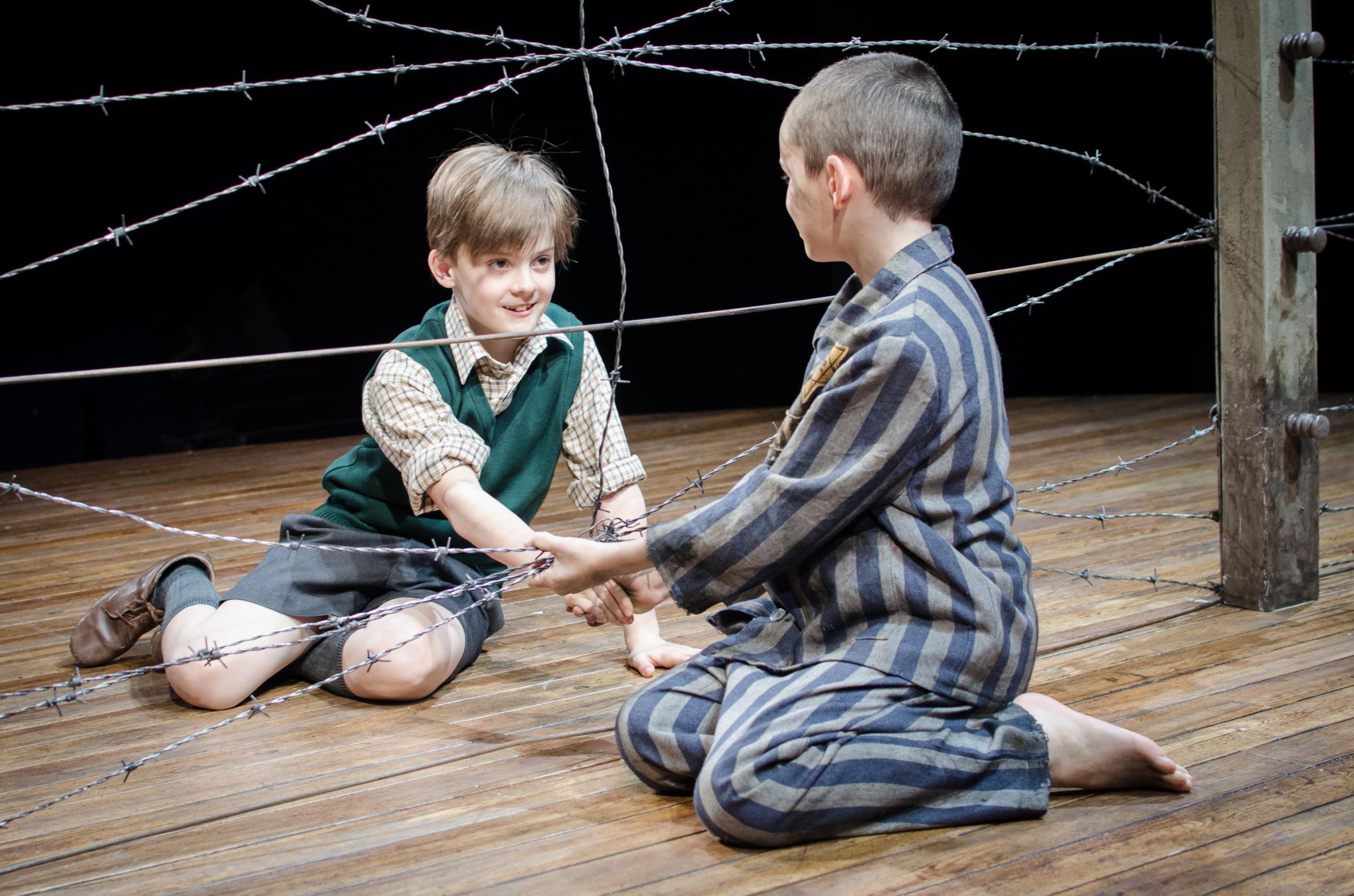 shmuel boy in the striped pyjamas