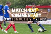 Updates - Portsmouth v Oxford Utd