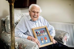 Arctic convoys veteran set to celebrate his 100th birthday