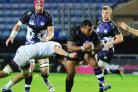 Taione Vea will join Newcastle Falcons in the summer