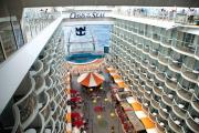 Definitely maybe: cruise ship Oasis is the queen of the seas