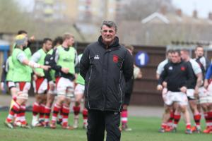 RUGBY UNION: We won't roll over says London Welsh coach Phillips