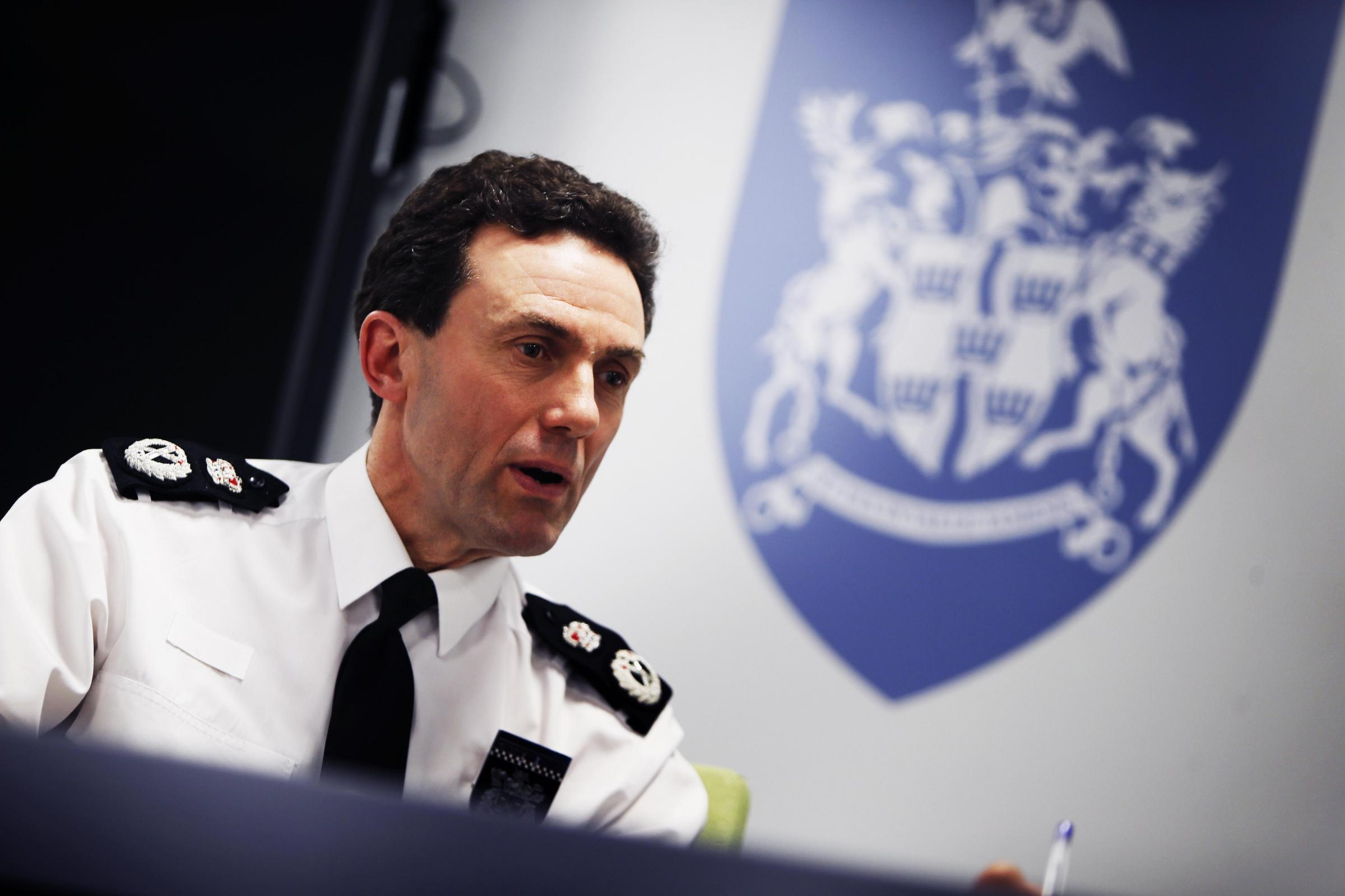 Francis Habgood takes over from Sara Thornton as Chief Constable of Thames Valley Police