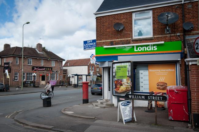 Londis in Marston Road, Oxford