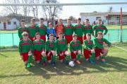 Vale of White Horse Under 14s, who drew all four of their games at the ESFA Isle of Wight Festival