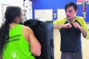 Marc West gets to grips with Krav Maga