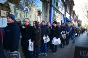 Hundreds queue from 4am to get their hands on special releases on Record Store Day