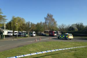 Update: Teenager still in hospital with serious injuries after bus crash in Witney