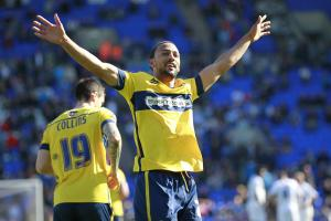 Kemar Roofe aims to maintain Oxford United form with West Brom in mind