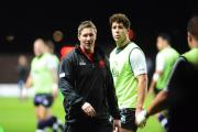 London Welsh assistant coach Ollie Smith predicts a difficult afternoon against Leicester Tigers