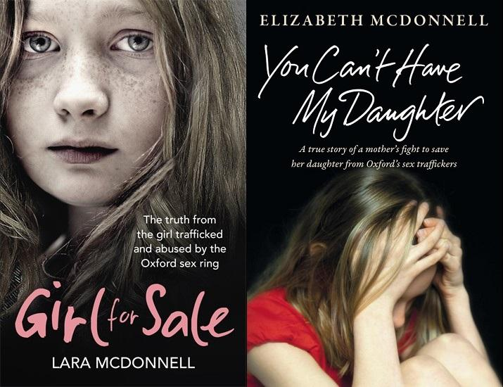 Bullfinch victim and mother tell all in new books about their ordeal at hands of sex abuse gang