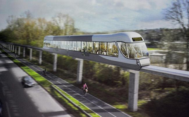 Transport vision for the future: A report claims 'a tram network would attract a wider range of users than a bus-based solution' for Oxford