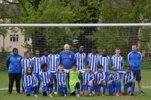 FOOTBALL: Cholsey are savouring title glory