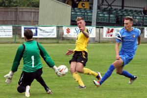 FOOTBALL: Didcot sign up striker McDonagh as a replacement for the prolific Mills