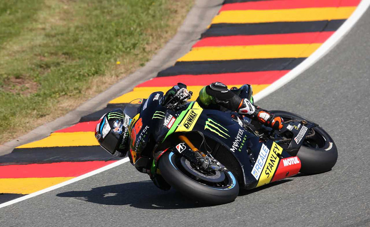 I was pleased with another solid sixth-place finish at the Sachsenring in Germany to remain as the leading non-factory rider in MotoGP