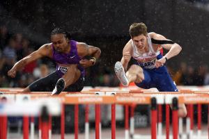 ATHLETICS: Mixed luck for Lawrence Clarke at Sainsbury's Anniversary Games
