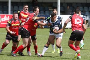 RUGBY LEAGUE: Oxford's rally comes too late in 'home' clash