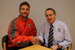 RUGBY UNION: Matt Goode returns to become Banbury's youth development officer