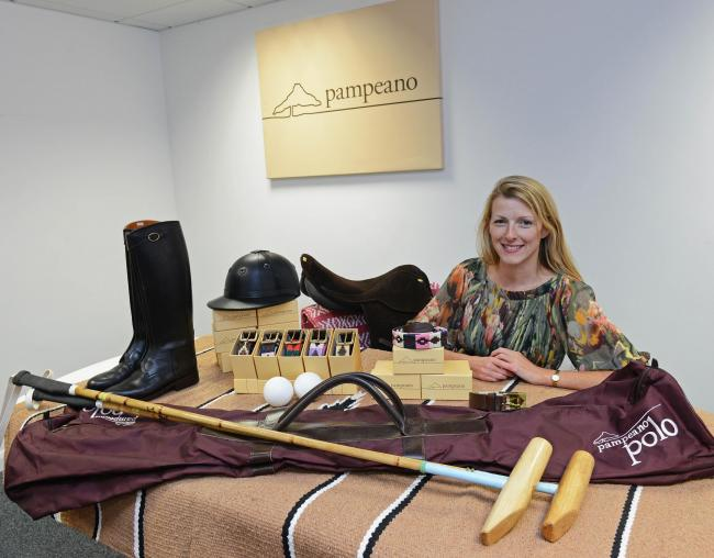 Jenny Brown's polo businesss Pampeano is going from strength to strength on the back of a peer-to-peer loan