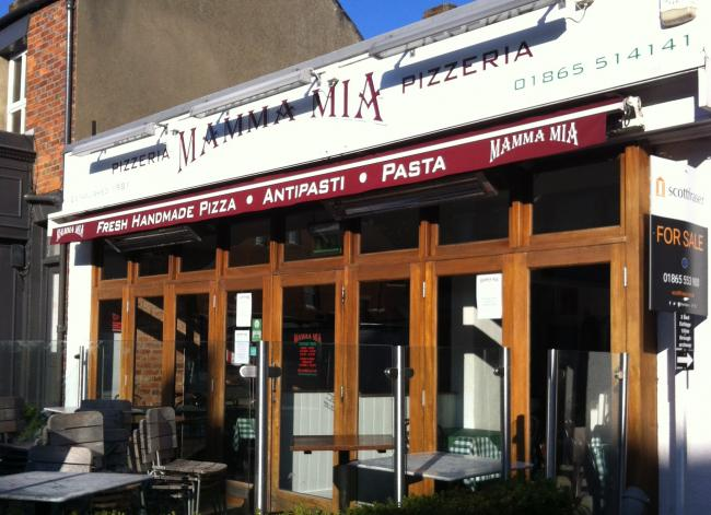 Takeaway: Mamma Mia, Summertown