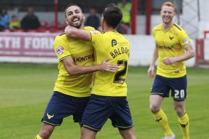 VIDEO: Watch highlights from Oxford United's win at Accrington Stanley