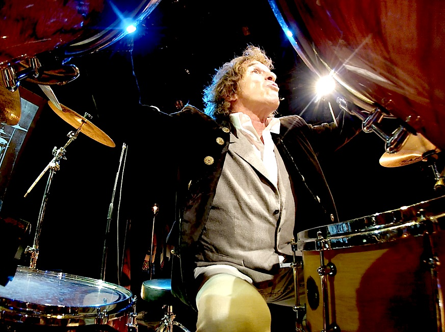 Legendary Mountain Drummer 'Corky Laing' set to rock Oxford this Autumn