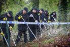 Police search of Abingdon's Boxhill Park yet to uncover evidence in Kerry Reeves murder investigation