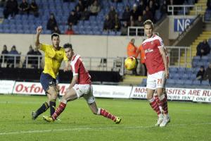 VIDEO: Highlights from Oxford United's draw with Newport County