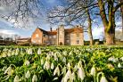 Bruisyard Hall is set in 600 acres in rural Suffolk