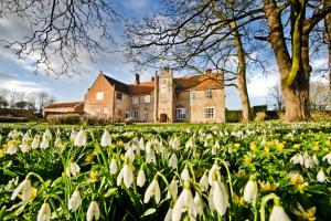 A lost weekend at Suffolk's Bruisyard Hall