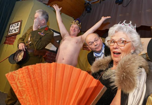 The Emperor's New Clothes: Kingston Bagpuize Drama Group
