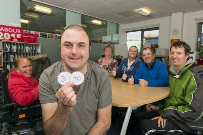 Two lucky numbers drawn from lottery organised to raise money for