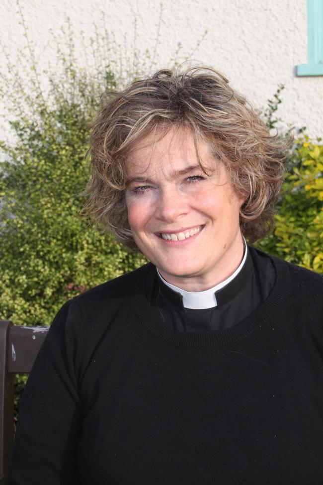 Rev Dr Tess Kuin Lawton, Chaplain of Magdalen College School