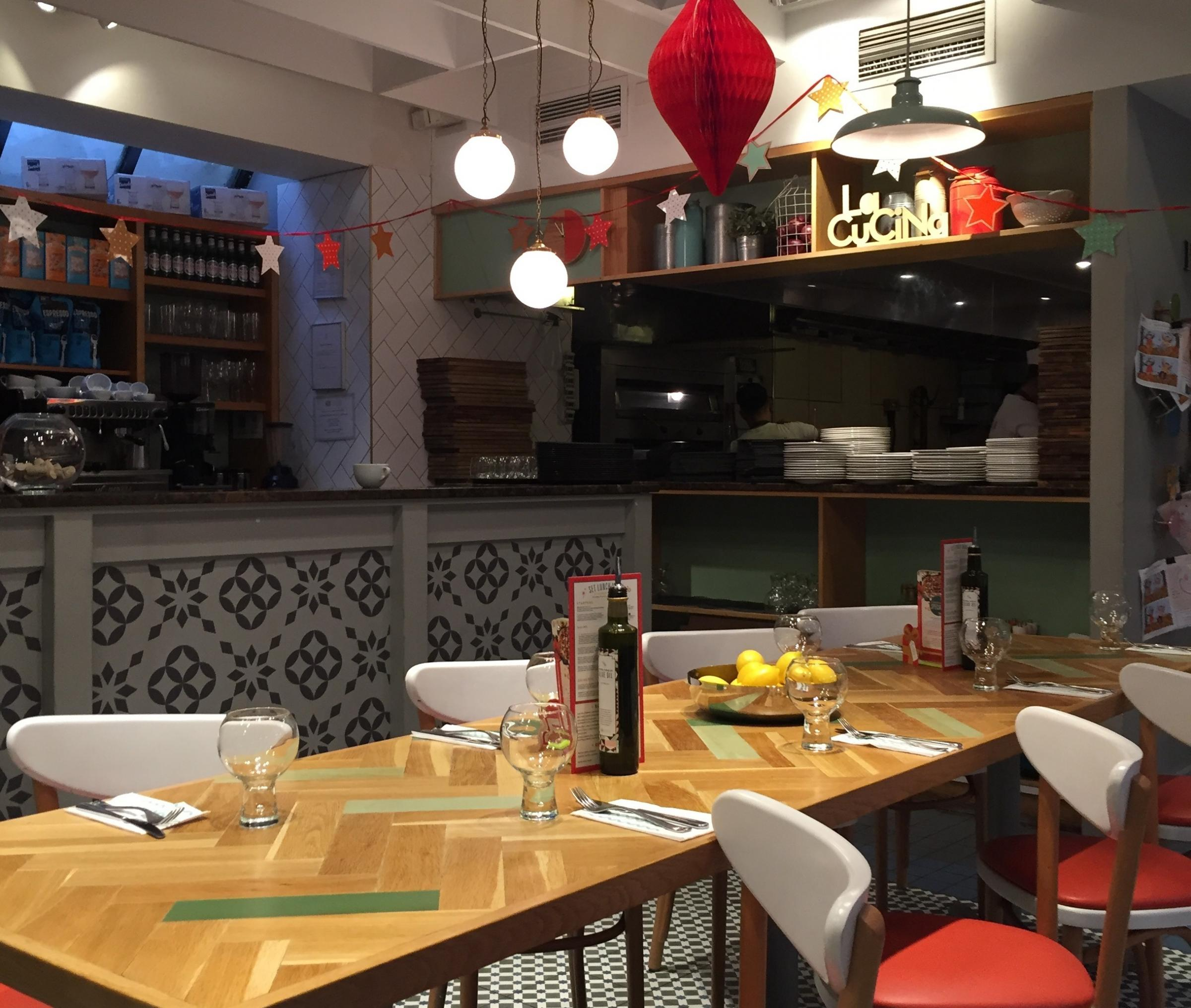 Review: Ask Italian, George Street, Oxford