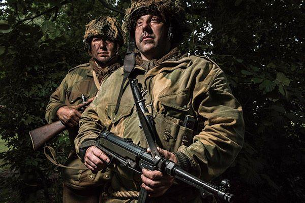 Oxfordshire and Buckinghamshire Light Infantry's D-Day heroics to be