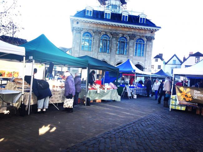 Thames Valley Farmers' Market has been granted an extra day's trading in Abingdon every month