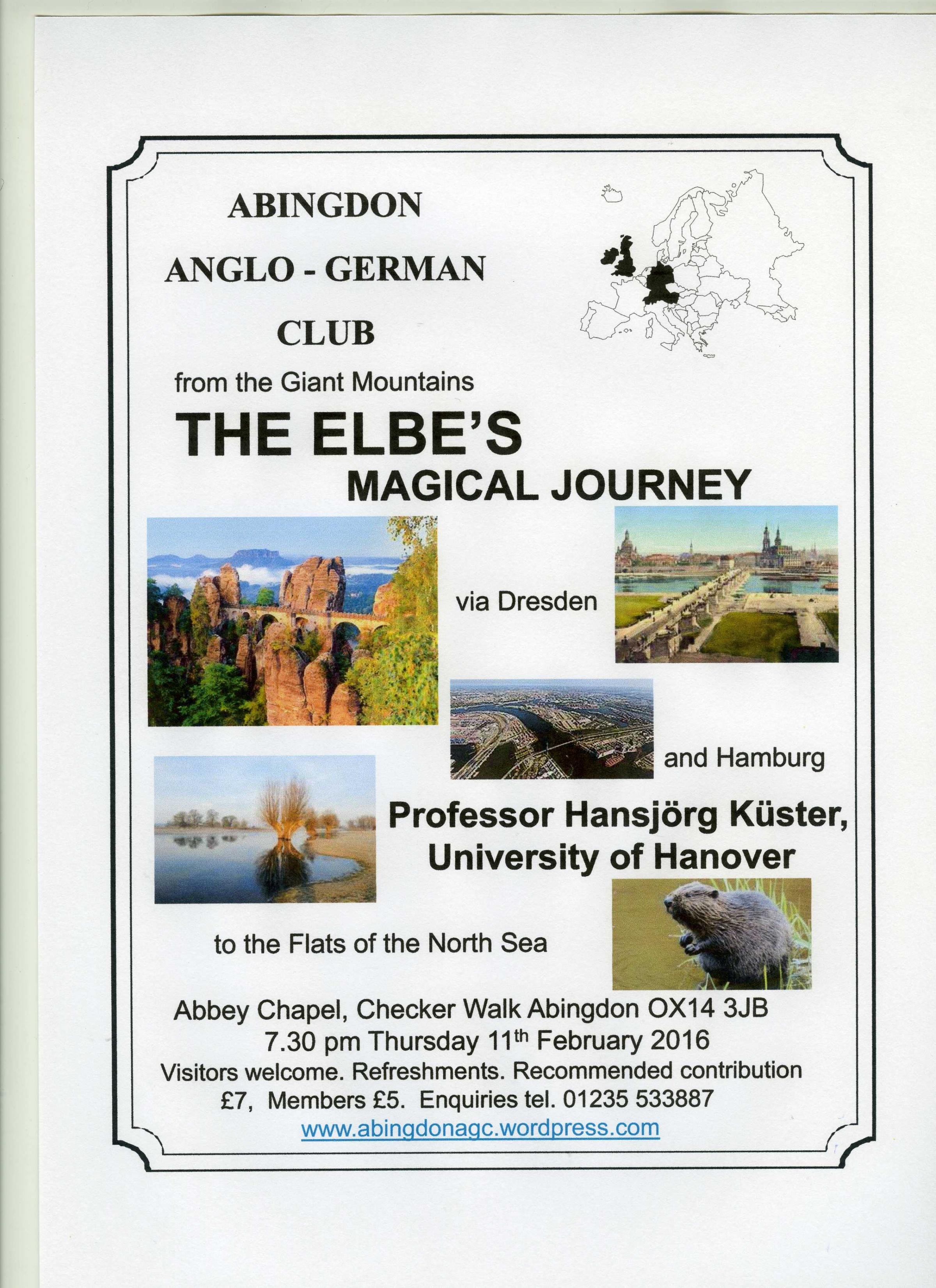THE ELBE'S MAGICAL JOURNEY