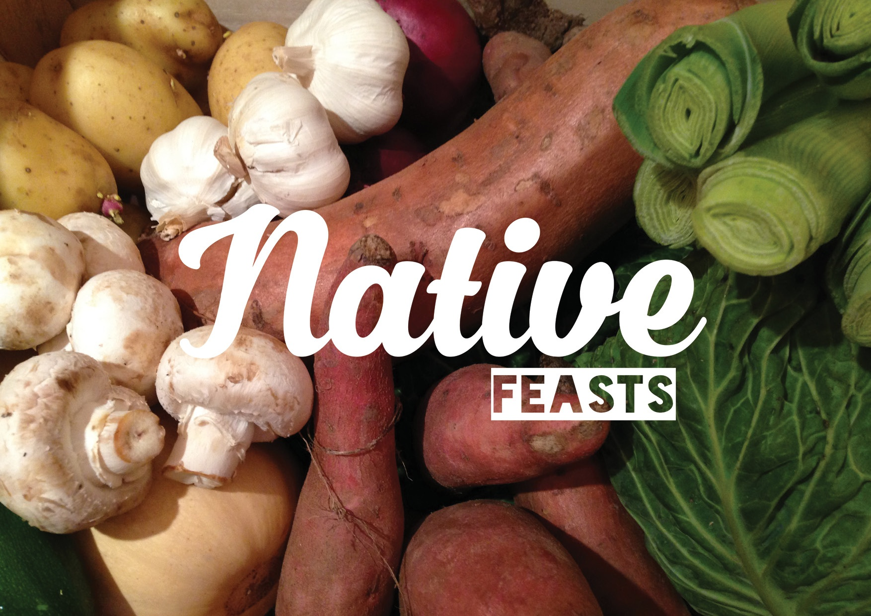 Native Feasts POP UP RESTAURANT