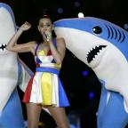 Oxford Mail: Super Bowl 2016: 5 memorable moments from past half-time shows including Katy Perry's left shark