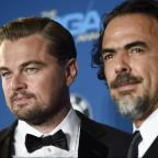 Oxford Mail: Leonardo DiCaprio turns up to watch Alejandro Inarritu win big at the Directors Guild Awards for The Revenant