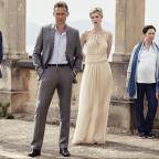 Oxford Mail: Hugh Laurie loved playing a baddie in new Tom Hiddleston BBC series The Night Manager