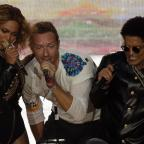 Oxford Mail: Beyonce, Coldplay and Bruno Mars performed at the Super Bowl and it was EVERYTHING