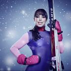 Oxford Mail: Beth Tweddle operation 'a success' after gymnast injures neck on The Jump
