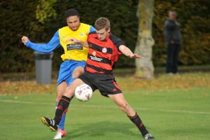 FOOTBALL: Louis Bloomfield hits eight-second goal
