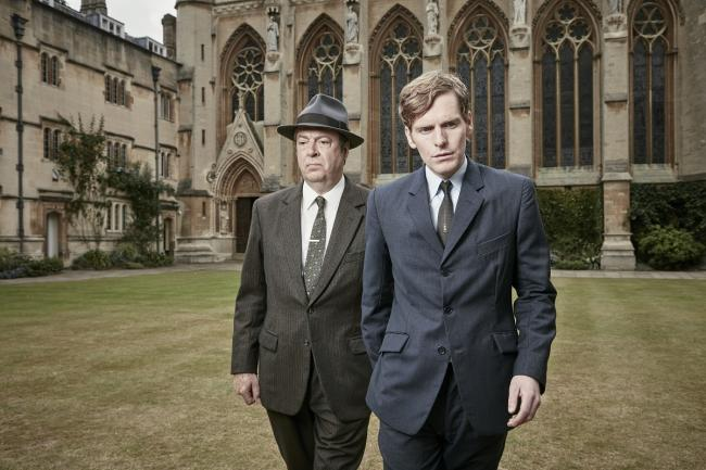 Endeavour actor on tigers, the theatre and playing DI Thursday